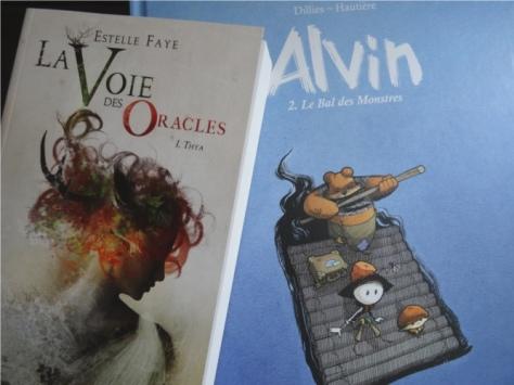 Alvin et thya